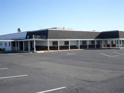 Harrisonburg Commercial For Sale: 3190 South Main St