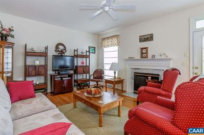 Charlottesville Single Family Home For Sale: 3340 Turnberry Cir