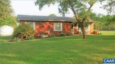 Palmyra Single Family Home For Sale: 3436 Ridge Rd