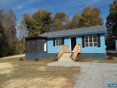 Louisa County Single Family Home For Sale: 43 Heavenly Dove Dr