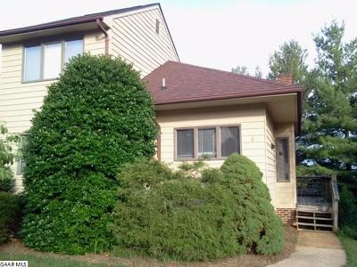 Staunton Townhome For Sale: 5 Shannon Pl