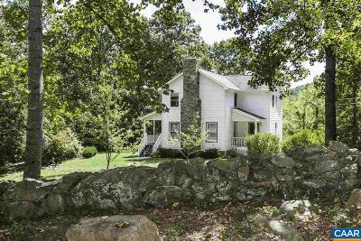 Single Family Home For Sale: 2377-A Haneytown Rd
