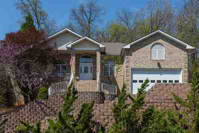 Harrisonburg Single Family Home For Sale: 1173 Nelson Dr