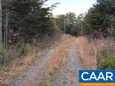 Buckingham County Lots & Land For Sale: Lot 4 Bell Rd
