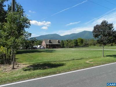 Nelson County Single Family Home For Sale: 3149 Crabtree Falls Hwy