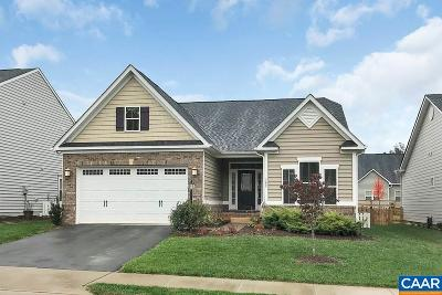 Louisa County Single Family Home For Sale: 302 Appalachian Ln