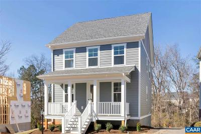 Albemarle County Single Family Home For Sale: 1502 Wickham Pond Dr