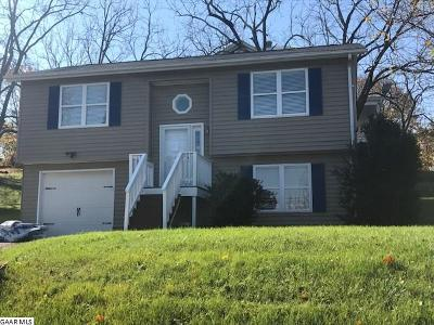 Staunton VA Single Family Home For Sale: $149,900