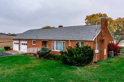 Rockingham County Single Family Home For Sale: 92 Concord Church Rd