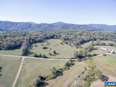 Nelson County Lots & Land For Sale: Lot 3 B Stagebridge Rd