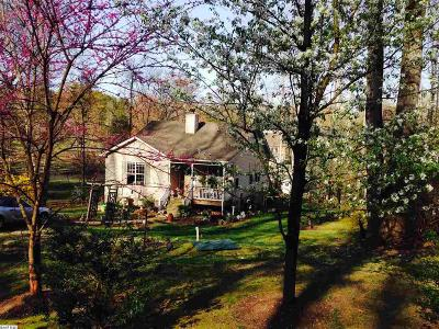Louisa County Single Family Home For Sale: 1645 N Lakeshore Dr