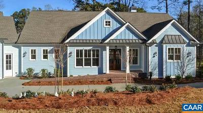 Charlottesville Single Family Home For Sale: 1 Rocky Hollow Rd