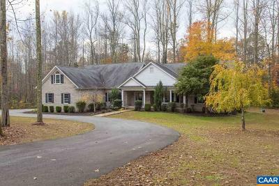 Single Family Home For Sale: 2695 Plank Rd