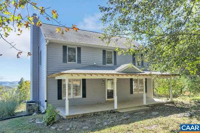Crozet Single Family Home For Sale: 6615 Saddleback Ct