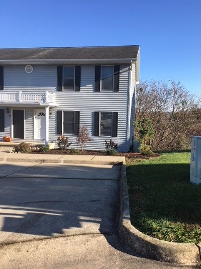 Harrisonburg Townhome For Sale: 58 Easthampton Ct