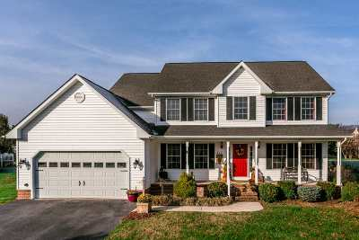 Rockingham County Single Family Home For Sale: 213 Kensington Dr