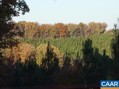 Nelson County Lots & Land For Sale: Hunting Lodge Rd