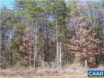 Nelson County Lots & Land For Sale: 1 Glade Rd