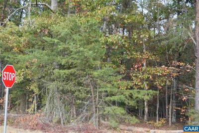 Louisa Lots & Land For Sale: Shannon Hill Rd