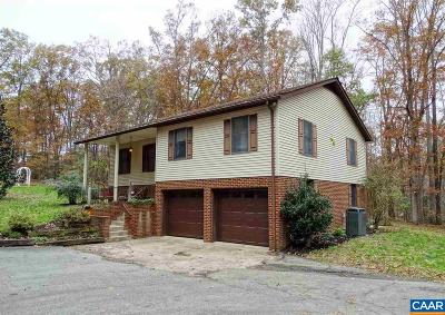 Madison County Single Family Home For Sale: 97 Ashlawn Dr