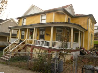 Staunton VA Single Family Home For Sale: $74,500