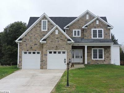 Waynesboro County Single Family Home For Sale: 536 Winding Way