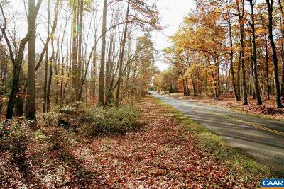 Louisa Lots & Land For Sale: 1-B & Lot 9 Oakland Rd