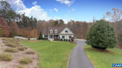 Fluvanna County Single Family Home For Sale: 417 Taylor Ridge Way