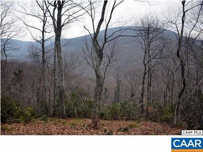 Nelson County Lots & Land For Sale: 1 Old Stoney Creek Rd