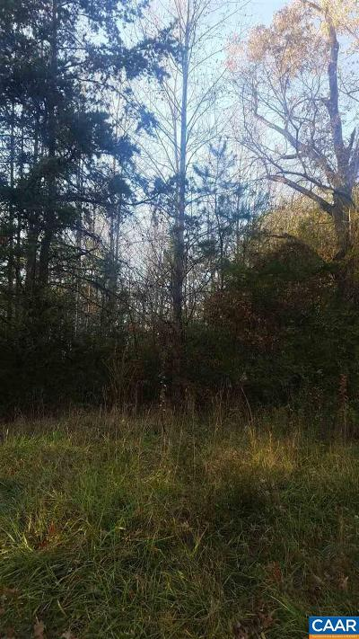 Louisa Lots & Land For Sale: Hickory Creek Rd