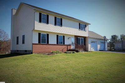 Rockingham County Single Family Home For Sale: 12331 Port Republic Rd
