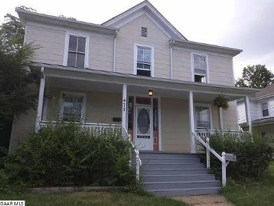 Waynesboro County Single Family Home For Sale: 477 Chestnut Ave