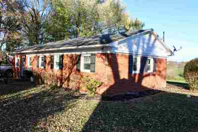 Rockingham County Single Family Home For Sale: 2363 Eversole Rd