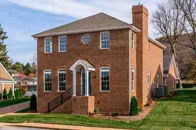 Harrisonburg VA Single Family Home For Sale: $407,000