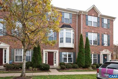 Townhome For Sale: 2349 Abington Dr