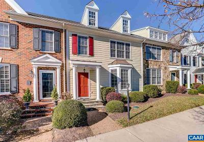 Townhome For Sale: 1612 Old Trail Dr