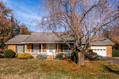 Rockingham County Single Family Home For Sale: 500 3rd St