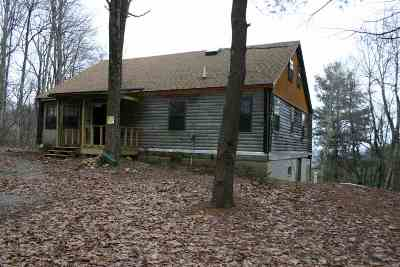Nelson County Single Family Home For Sale: 2300 Painter Mountain Ln