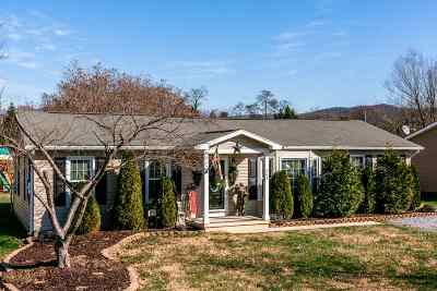 Single Family Home For Sale: 261 Fairview Rd