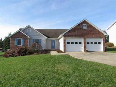 Harrisonburg VA Single Family Home For Sale: $229,900