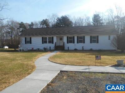 Single Family Home For Sale: 4692 Abilene Rd