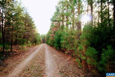 Nelson County Lots & Land For Sale: Tba Union Hill Dr