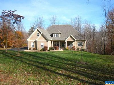 Nelson County Single Family Home For Sale: 48 Coleman Pl