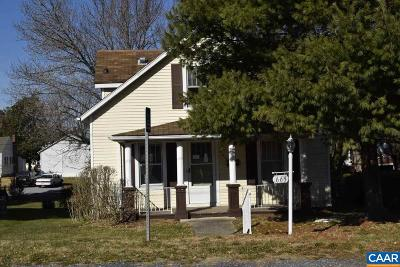 Waynesboro Single Family Home For Sale: 665 Highland Ave