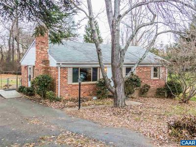Single Family Home For Sale: 253 Locust Ln