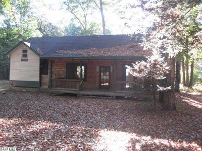 Single Family Home For Sale: 9154 Briery Branch Rd