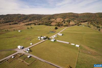 Single Family Home For Sale: 5573a Mountain Tpke