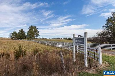 Scottsville Farm For Sale: 646 Irish Rd