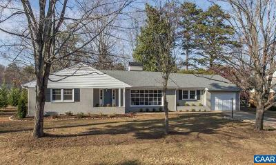 Single Family Home For Sale: 111 Westminster Rd