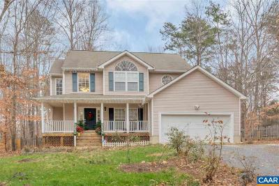Single Family Home For Sale: 895 Jefferson Dr